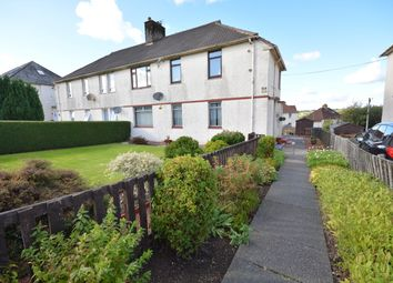 Thumbnail 3 bed flat for sale in Brewland Street, Galston