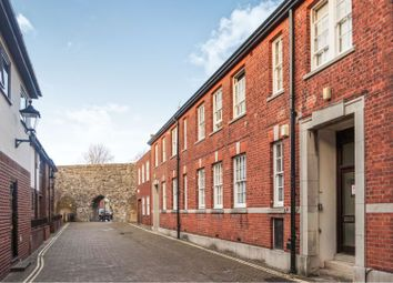 Thumbnail 2 bed flat for sale in Maddison Street, Southampton