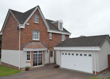 Thumbnail 4 bed property for sale in Vesuvius Drive, Motherwell