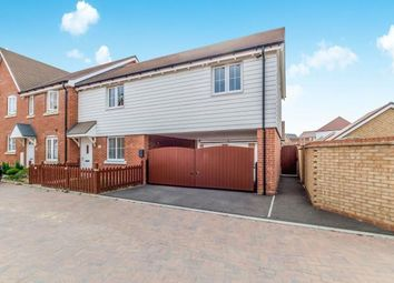 Thumbnail 2 bedroom end terrace house for sale in Clifford Crescent, Sittingbourne, Kent