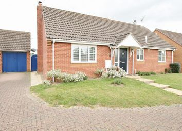 Thumbnail 3 bed detached bungalow for sale in Seaview Gardens, Brightlingsea, Colchester