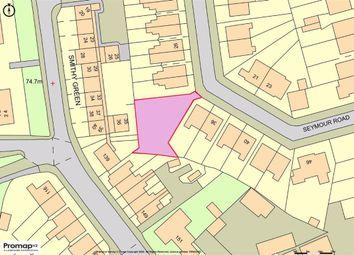 Thumbnail Land for sale in Seymour Road, Cheadle Hulme, Cheadle