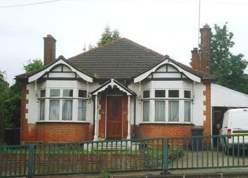 Thumbnail 4 bed detached bungalow for sale in 219, Marsh Road, Luton, Bedfordshire