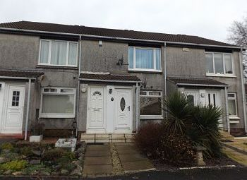 Thumbnail 1 bedroom flat to rent in Invergarry Place, Thornliebank, Glasgow