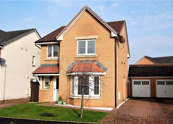 Thumbnail 4 bed detached house for sale in Torridon Drive, Renfrew