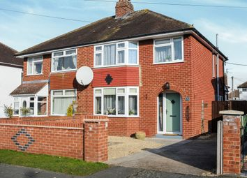 Thumbnail 3 bed semi-detached house for sale in Manor Road, Hereford