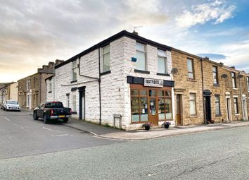 Thumbnail Commercial property for sale in Shop & Flat, Bolton Road, Darwen