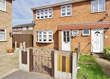Thumbnail 3 bed semi-detached house for sale in Harvest Road, Canvey Island