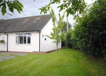 Thumbnail 1 bed flat to rent in Marsh Lane, Cheswardine, Market Drayton