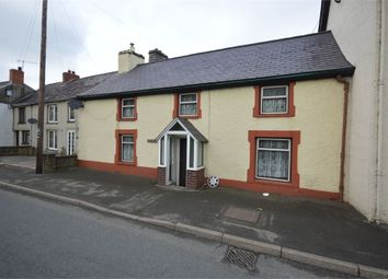 Thumbnail 3 bed terraced house for sale in Ebenezer Street, Newcastle Emlyn, Carmarthenshire
