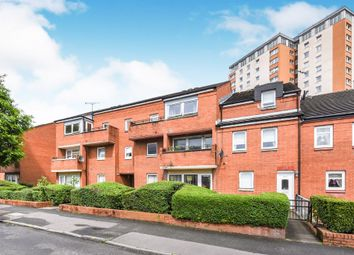Thumbnail 1 bed flat for sale in Dalmarnock Road, Glasgow
