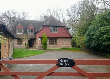Thumbnail 5 bed detached house for sale in Copthorne Road, Felbridge, East Grinstead
