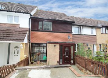 Thumbnail 2 bed terraced house for sale in Poynings Road, Ifield, Crawley