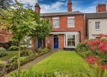 Thumbnail 4 bed semi-detached house for sale in Station Road, Newport