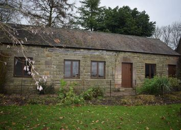 Thumbnail 1 bedroom cottage to rent in Raine Cottage, Moorwood Moor Lane, Wessington