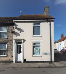 Thumbnail 2 bedroom end terrace house to rent in Park Road, Lowestoft