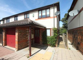 Thumbnail 3 bed semi-detached house to rent in Fairlawns, Newmarket
