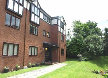 Thumbnail 2 bed flat for sale in Daccamill Drive, Swinton, Manchester