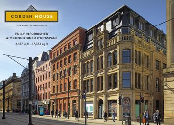 Thumbnail Office to let in Cobden House, 12-16 Mosley Street, Manchester