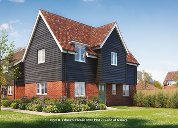 3 bed end terrace house for sale in St Laurence View, Ridgewell, Essex CO9