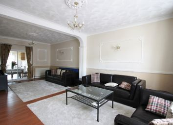 Thumbnail 4 bed terraced house to rent in Pembroke Road, Goodmayes