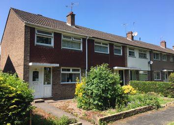 Thumbnail 3 bed end terrace house for sale in Baildon Green, Little Sutton, Ellesmere Port