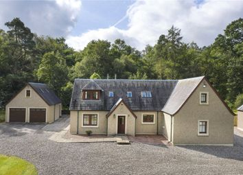 Thumbnail 5 bed property for sale in West Mains, Invertrossachs Road, Callander, Perthshire