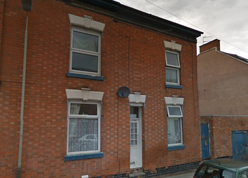 Thumbnail 1 bed flat to rent in Ground Floor, Flat 1 Garendon Street, Leicester