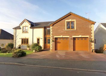 Thumbnail 5 bed detached house for sale in Dale View, Cockermouth