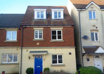 Thumbnail 4 bed property to rent in Sir John Fogge Avenue, Ashford