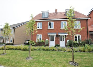 Thumbnail 4 bed town house to rent in Sassoon Drive, Royston