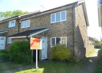 Thumbnail 2 bed end terrace house to rent in Lent Rise Road, Burnham, Buckinghamshire