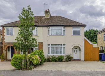 Thumbnail 3 bed semi-detached house for sale in Perne Avenue, Cambridge, Cambridgeshire