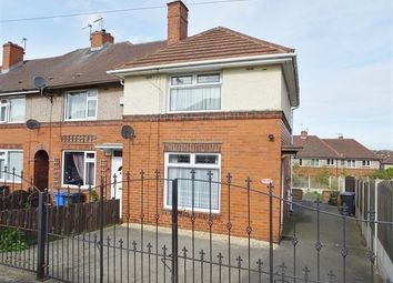Thumbnail 2 bedroom end terrace house for sale in Woodthorpe Road, Sheffield