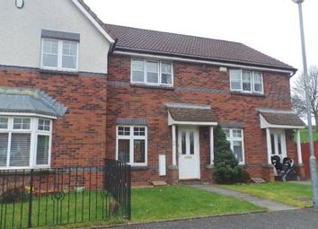 Thumbnail 2 bed terraced house for sale in Doune Park Way, Coatbridge