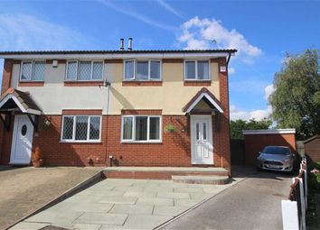 Thumbnail 3 bed semi-detached house for sale in Ronaldsway, Ribbleton, Preston