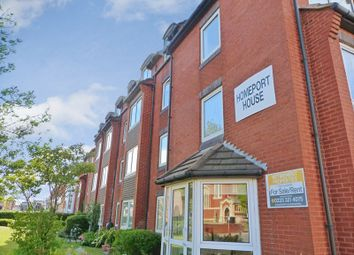 Thumbnail 1 bed flat for sale in Homeport House, Southport
