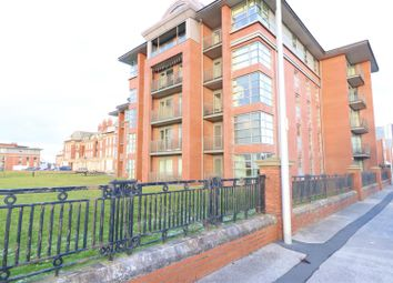 Thumbnail 2 bed flat for sale in Queens Promenade, Bispham, Blackpool