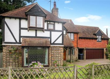 Thumbnail 4 bed detached house for sale in Treemans Road, Lewes Road, Horsted Keynes, Haywards Heath