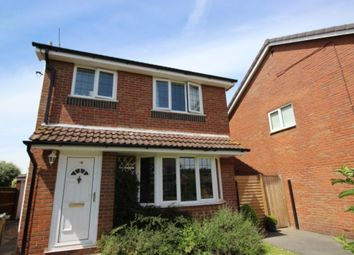 Thumbnail 3 bedroom detached house to rent in Clayton Close, Portishead, Bristol