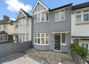 Thumbnail 3 bed terraced house for sale in Ankerdine Crescent, Shooters Hill, London