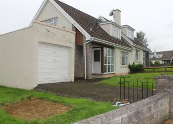 Thumbnail 4 bed detached house to rent in Kilmaron Crescent, Cupar, Fife