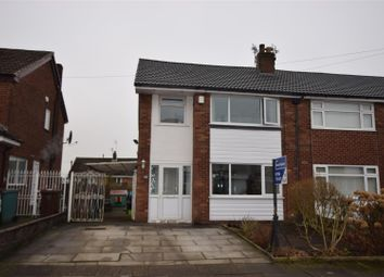 Thumbnail 3 bed semi-detached house for sale in Ennerdale Drive, Bury