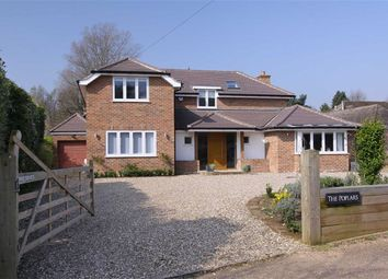 Thumbnail 5 bed detached house for sale in Brownfield Way, Blackmore End, Hertfordshire