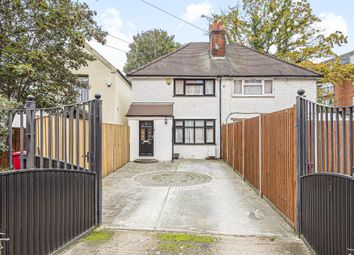Thumbnail 2 bed semi-detached house to rent in Railway Terrace, Slough Centre
