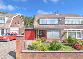 Thumbnail 3 bedroom semi-detached house for sale in Greenways, Consett