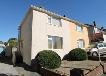 Thumbnail 2 bed semi-detached house for sale in St Margarets Road, Plympton