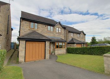 Thumbnail 4 bed detached house for sale in Thornbridge Road, Sheffield