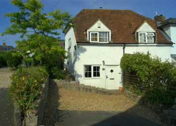 Thumbnail 2 bed semi-detached house for sale in Blowhorn Street, Marlborough, Wiltshire