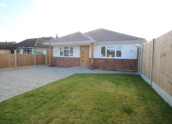 Thumbnail 2 bed detached bungalow for sale in Mount Avenue, Hockley